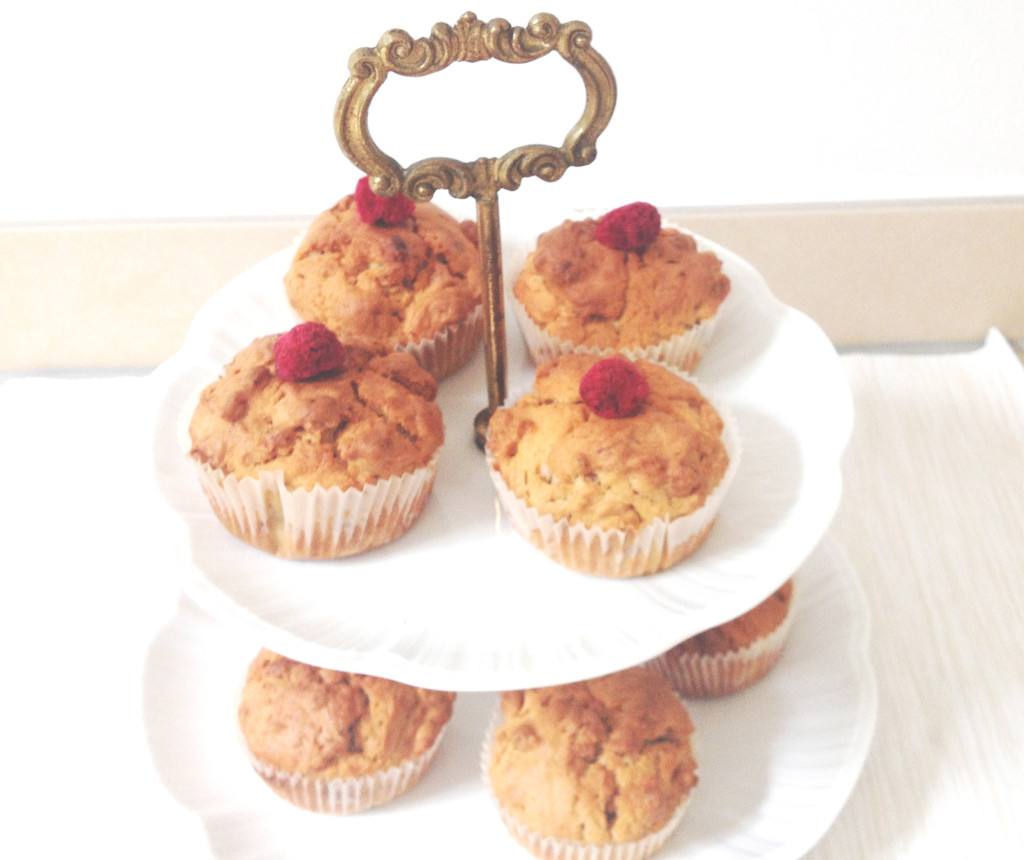 Müsli-Muffins mit Joghurt