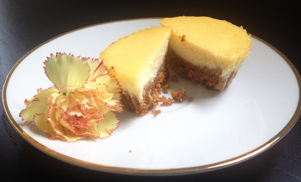 Mini New York Cheesecake